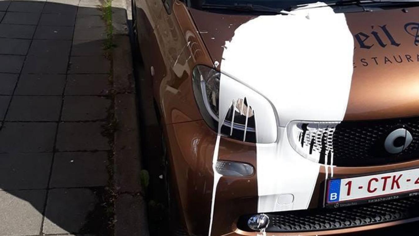 code peinture voiture