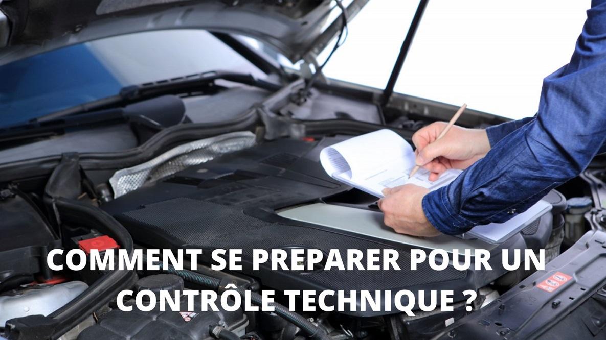 preparation controle technique