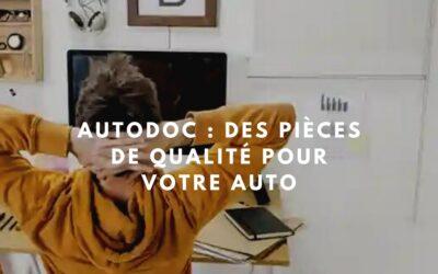 Avant d'acheter, renseignez-vous sur Autodoc