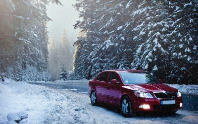 Contrôle hivernal de la voiture – 5 conseils pour les voyages en hiver