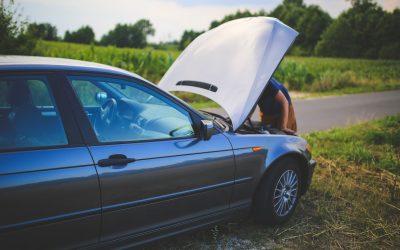 Les 5 principales raisons pour lesquelles votre voiture ne démarre pas