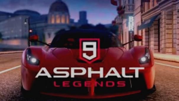 asphalt legend