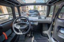 intérieur Citroën Ami