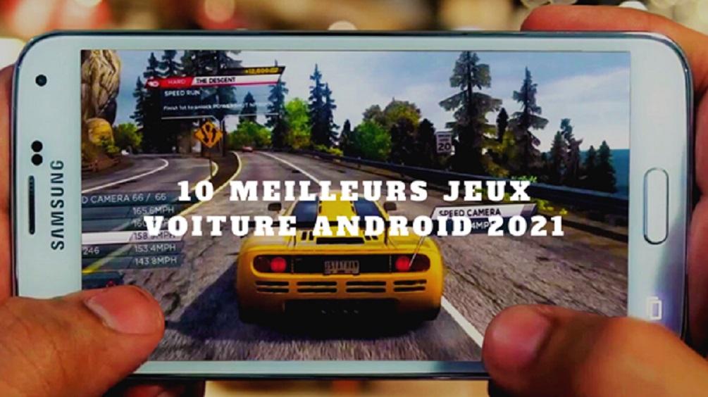 jeux de voiture android