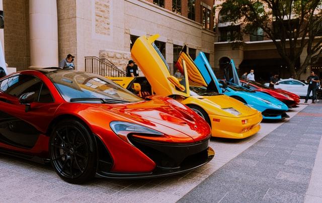 voiture hypersportif